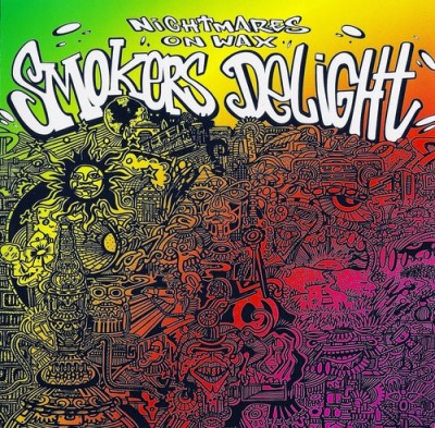 Nightmares on Wax – Smokers Delight (1995) (CD) (FLAC + 320 kbps)