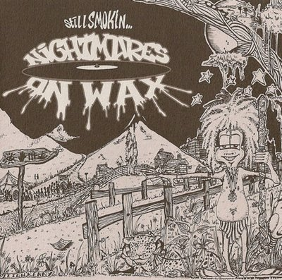 Nightmares On Wax – Still Smokin EP (1995) (CD EP) (FLAC + 320 kbps)