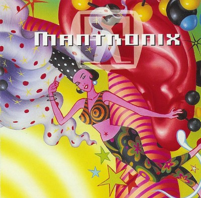 Mantronix – The Incredible Sound Machine (1991) (CD) (FLAC + 320 kbps)