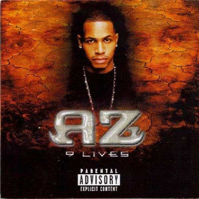 AZ – 9 Lives (CD) (2001) (FLAC + 320 kbps)