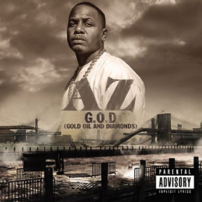 AZ – G.O.D. (Gold Oil & Diamonds) (CD) (2009) (FLAC + 320 kbps)