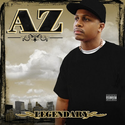 AZ – Legendary (CD) (2009) (FLAC + 320 kbps)