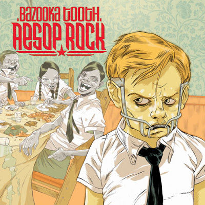 Aesop Rock – Bazooka Tooth (CD) (2003) (FLAC + 320 kbps)