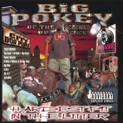 Big Pokey – Hardest Pit In The Litter (CD) (1999) (FLAC + 320 kbps)