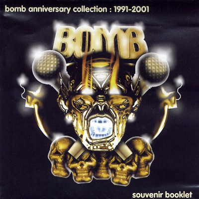 Bomb Anniversary Collection 1991-2001 (CD1)