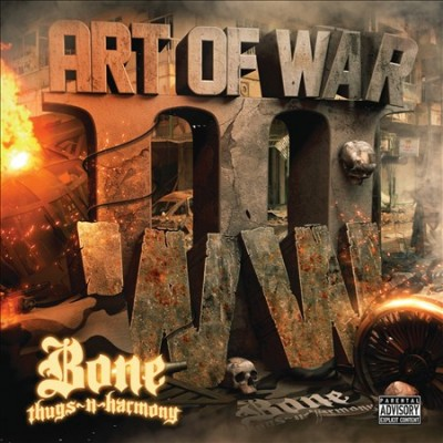Bone Thugs-N-Harmony – Art Of War WWIII (CD) (2013) (FLAC + 320 kbps)