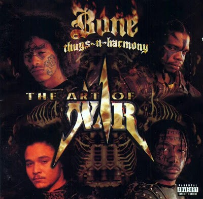 Bone Thugs-N-Harmony – Art Of War (2xCD) (1997) (FLAC + 320 kbps)