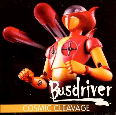 Busdriver – Cosmic Cleavage (CD) (2004) (FLAC + 320 kbps)
