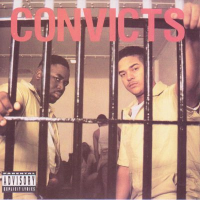 Convicts ‎– Convicts (WEB) (1991) (FLAC + 320 kbps)