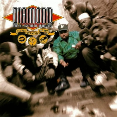 Diamond & The Psychotic Neurotics – Stunts, Blunts & Hip-Hop (CD) (1992) (FLAC + 320 kbps)