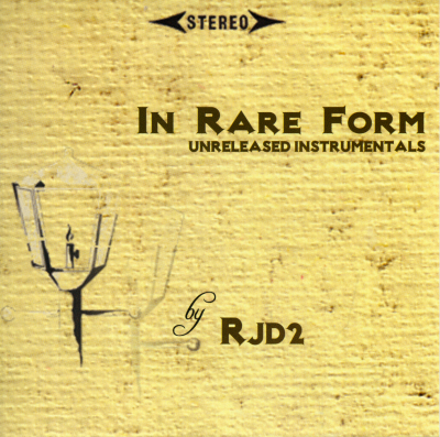 RJD2 – In Rare Form: Unreleased Instrumentals Vol. 1 (CD) (2004) (FLAC + 320 kbps)