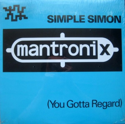 Mantronix – Simple Simon (You Gotta Regard) (VLS) (1988) (FLAC + 320 kbps)
