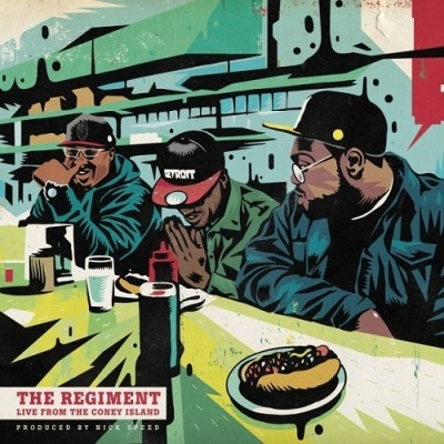 The Regiment – Live From The Coney Island (WEB) (2014) (320 kbps)