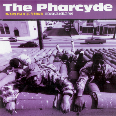 The Pharcyde – Bizarre Ride II The Pharcyde: The Singles Collection (2xCD) (2012) (FLAC + 320 kbps)
