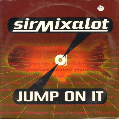 Sir Mix-A-Lot – Jump On It (VLS) (1996) (FLAC + 320 kbps)