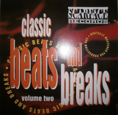 Scarface Records – Classic Beats And Breaks, Volume 2 (CD) (1995) (FLAC + 320 kbps)