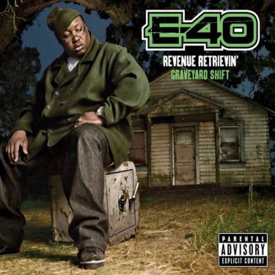 E-40 – Revenue Retrievin': Graveyard Shift (CD) (2011) (FLAC + 320 kbps)
