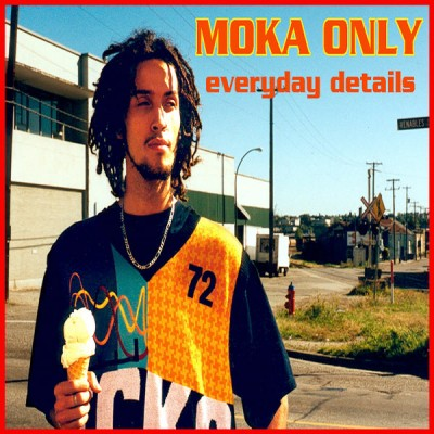 Moka Only – Everyday Details (CDr) (2000) (FLAC + 320 kbps)
