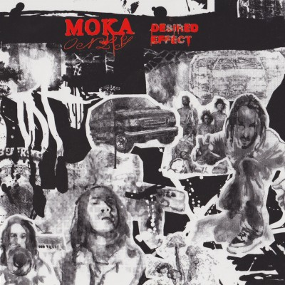 Moka Only – Desired Effect (CD) (2005-2006 US Reissue) (FLAC + 320 kbps)