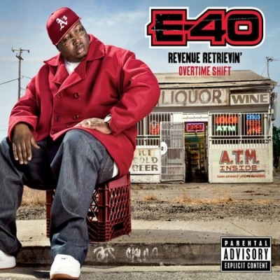 E-40 – Revenue Retrievin': Overtime Shift (CD) (2011) (FLAC + 320 kbps)