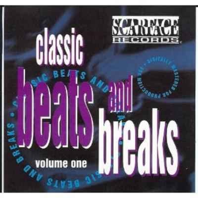 Scarface Records – Classic Beats And Breaks, Volume 1 (CD) (1994) (FLAC + 320 kbps)