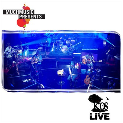 Muchmusic Presents – K-Os Live (CD) (2011) (FLAC + 320 kbps)
