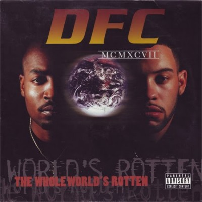 DFC – The Whole World's Rotten (CD) (1997) (FLAC + 320 kbps)