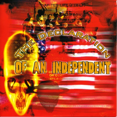 VA – CVE: The Declaration Of An Independent (2000) (2xCD) (FLAC + 320 kbps)