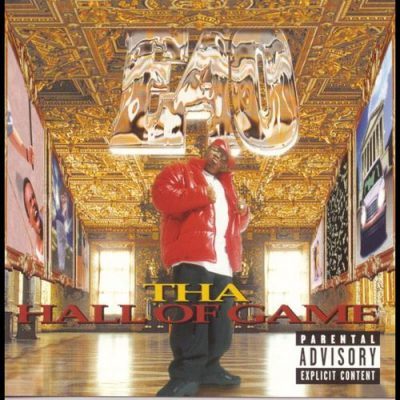 E-40 – Tha Hall Of Game (CD) (1996) (FLAC + 320 kbps)