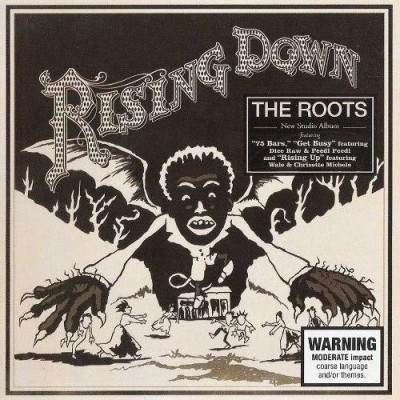 The Roots – Rising Down (CD) (2008) (FLAC + 320 kbps)