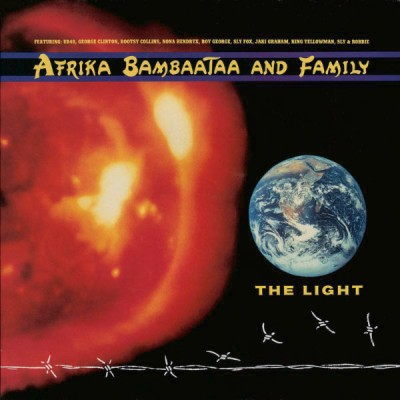 Afrika Bambaata and Family – The Light (Deluxe Remastered Edition) (1988-2007) (CD) (FLAC + 320 kbps)