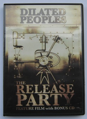 Dilated Peoples – The Release Party EP (CD) (2007) (FLAC + 320 kbps)