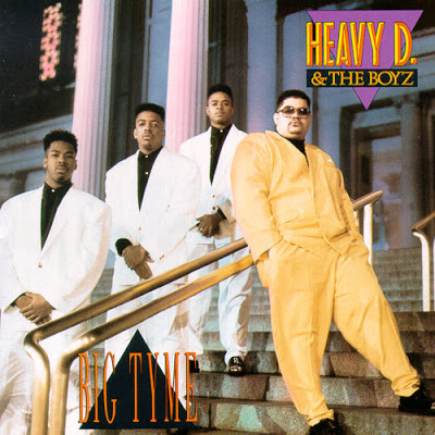 Heavy D. & The Boyz – Big Tyme (CD) (1989) (FLAC + 320 kbps)