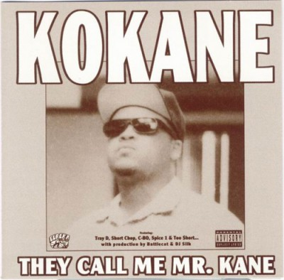 Kokane – They Call Me Mr. Kane (CD) (1999) (FLAC + 320 kbps)