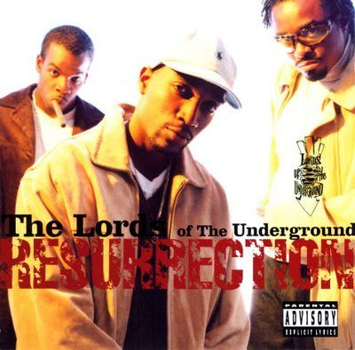 Lords Of The Underground – Resurrection (CD) (1999) (FLAC + 320 kbps)