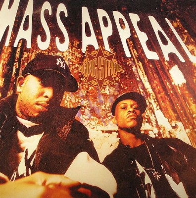 Gang Starr – Mass Appeal (CDS) (1994) (FLAC + 320 kbps)