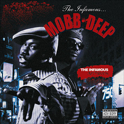 Mobb Deep – The Infamous Archives (2xCD) (2007) (FLAC + 320 kbps)