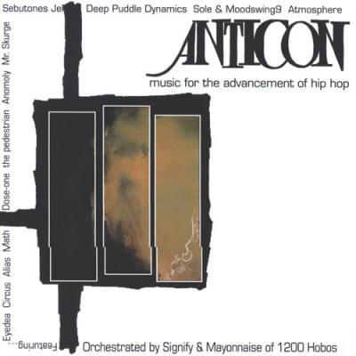 VA – Anticon Presents: Music For The Advancement Of Hip Hop (CD) (1999) (FLAC + 320 kbps)