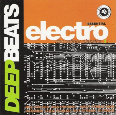 Various – Essential Electro Dancefloor Classics Volume 1 (1994) (CD) (FLAC + 320 kbps)