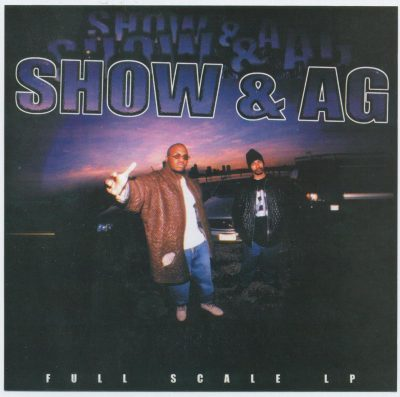 Showbiz & A.G. – Full Scale LP (CD) (1998) (FLAC + 320 kbps)
