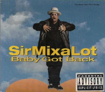 Sir Mix-A-Lot – Baby Got Back (CDS) (1992) (FLAC + 320 kbps)