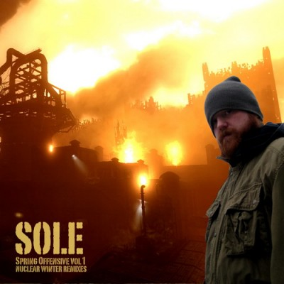 Sole – Spring Offensive Vol. 1 Nuclear Winter Remixes (2010) (CD) (320 kbps)