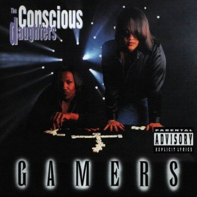 The Conscious Daughters – Gamers (CD) (1996) (FLAC + 320 kbps)
