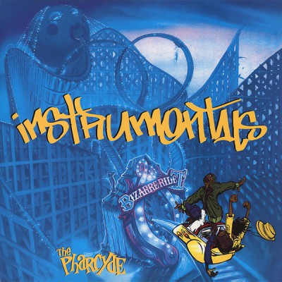 The Pharcyde – Instrumentals (CD) (2005) (FLAC + 320 kbps)