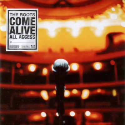 The Roots – The Roots Come Alive (CD) (1999) (FLAC + 320 kbps)