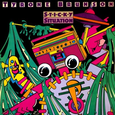 Tyrone Brunson – Sticky Situation (Expanded & Remastered) (1983-2013 RE) (CD) (FLAC + 320 kbps)