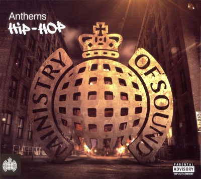 VA – Ministry Of Sound: Anthems Hip Hop (3xCD) (2011) (FLAC + 320 kbps)
