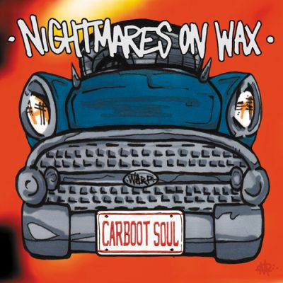 Nightmares on Wax – Carboot Soul (1999-2003 RE) (CD) (FLAC + 320 kbps)
