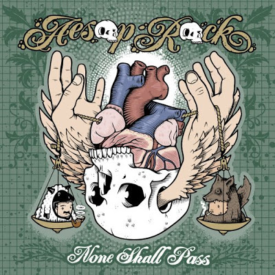 Aesop Rock – None Shall Pass (CD) (2007) (FLAC + 320 kbps)