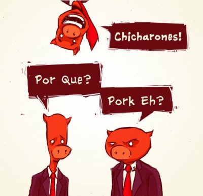 The Chicharones – Por Que Pork Eh (CD) (2012) (320 kbps)